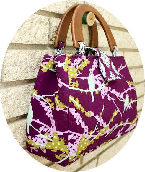 Off To Market Bag - Free ePattern by Cheryl Bush