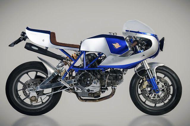 Monster Mash - Il Furicone Ducati Pantah            ~            Return of the Cafe Racers