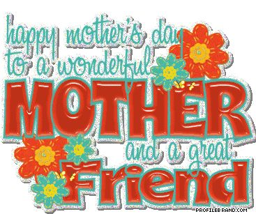 happy mothers day friend quotes