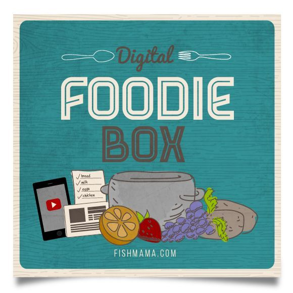 Digital Foodie Box from Jessica Fisher - With a year's membership to the Digital Foodie Box, you'll receive priority access to each new Month of Meals Plan, special party kits, seasonal and holiday appropriate mini cooking plans, themed video packages, and timely tools to help you make the most of your grocery budget and time in the kitchen.    You'll be equipped with a fantastic value of resources to help you save money in the kitchen and enjoy great food!
