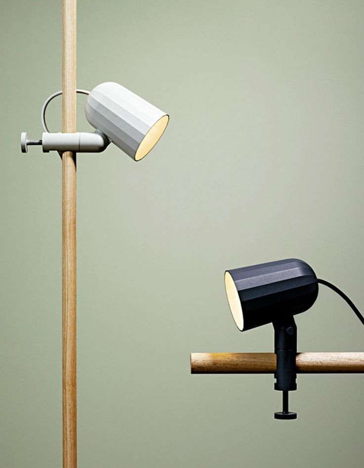 Cool Lampe pince Wrong for Hay