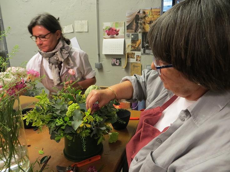 TIËSTO BCN, taller flores y hortalizas mayo 2013.