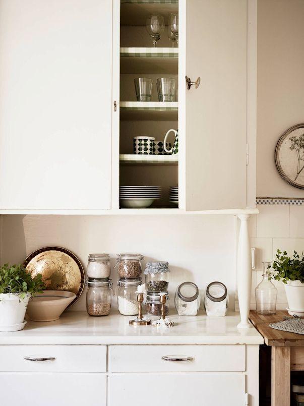 Monoambiente con decoración nórdica vintage 8