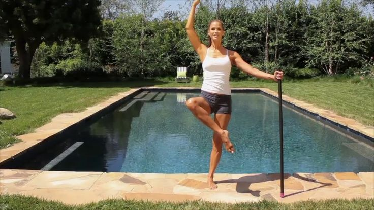 30-Minute Full Body Workout - Total Body Workout With Optional Balance Bar