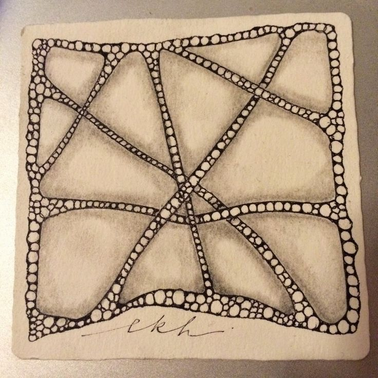 I am the diva - Laura Harms, Certified Zentangle Teacher (CZT®)