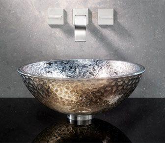 Gl Sinks By Vitraform Powder Rooms Sink Cloakroom Interior Design