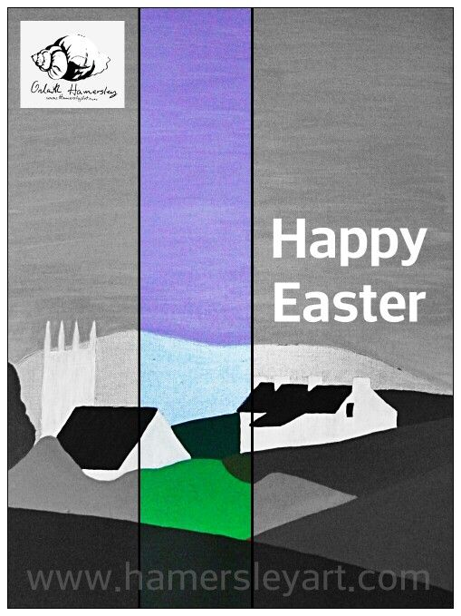 Happy #Easter from #Bunmahon on the beautiful #CopperCoast #Waterford