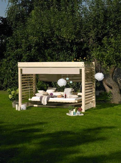 26 besten strandkorb im garten urlaubsfeeling f r. Black Bedroom Furniture Sets. Home Design Ideas