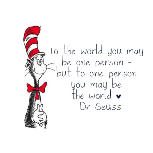Dr Seuss wisdom | Dr. Seuss | Pinterest