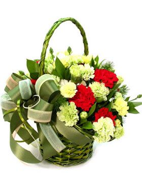 Fresh China flower shop - best wishes to chinese people with gifts