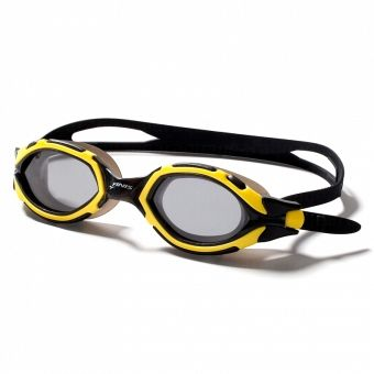 Finis Surge Goggles are best for wider faces and include polarized lenses for increased contrast and easier depth perception.
