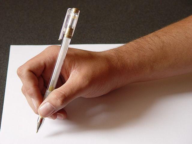 Vollmacht schreiben - so geht es.