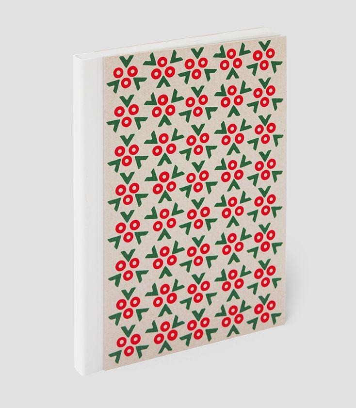 Notes średni - ręcznie robiony, ekologiczny