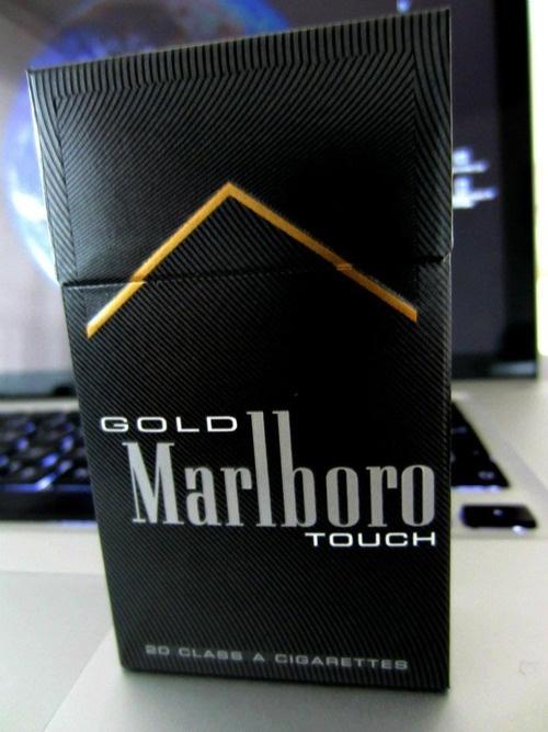 Marlboro Gold Touch