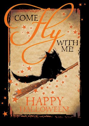 Hey, I found this really awesome Etsy listing at https://www.etsy.com/listing/108408124/come-fly-with-me-halloween-greetings
