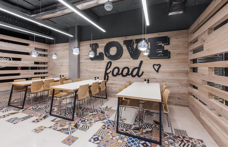 Restaurant in LIDL Headquarters