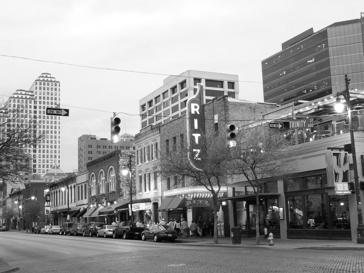 6th street Austin, TX | Best cities, Downtown austin ...