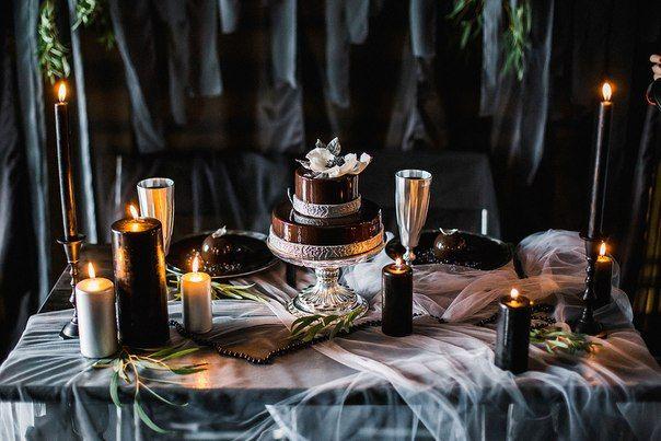 Наська Одинцова Черная свадьба