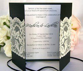 Luxury Lace Wedding Invitations Bstudioweddinginvitations Blue And Yellow