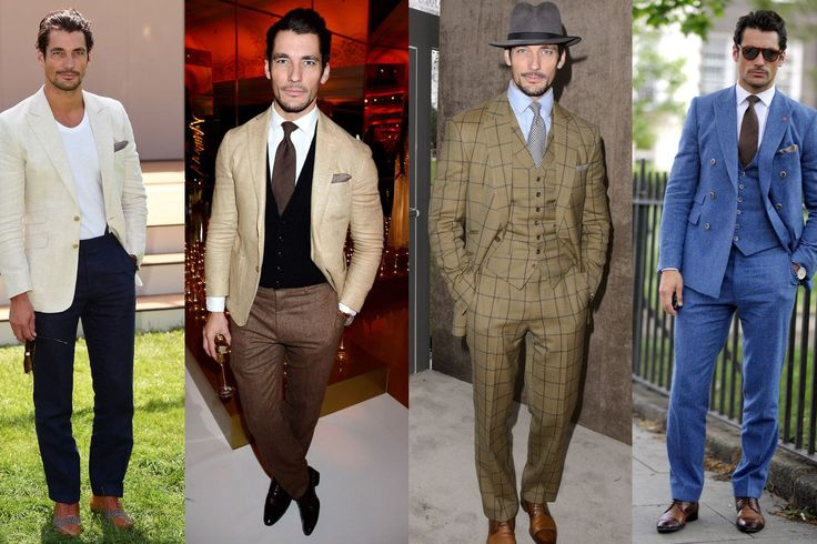 We break down how Britain's most famous male model looks so good 24/7