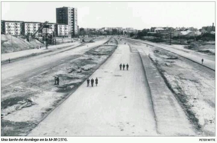 Paseo por la M-30 (1974)