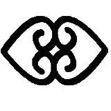 Símbolo de la providencia y la divinidad de la Madre Tierra. Este símbolo representa la importancia de la tierra para sostener la vida