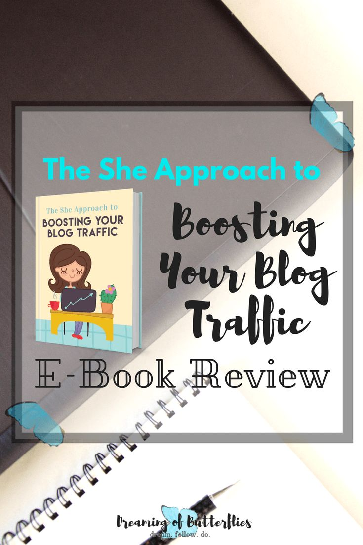 "Blogging as ""job"", aka for profit, is not as easy at most people say it is, and sometimes, even if you've been doing it for a while and think that you have it all ""figured out"", you get overwhelmed and lost. Here's where ""The She Approach to Boosting Your Blog Traffic"" comes into play, and today we're going to give you our honest e-book review, without spoiling anything, of course."