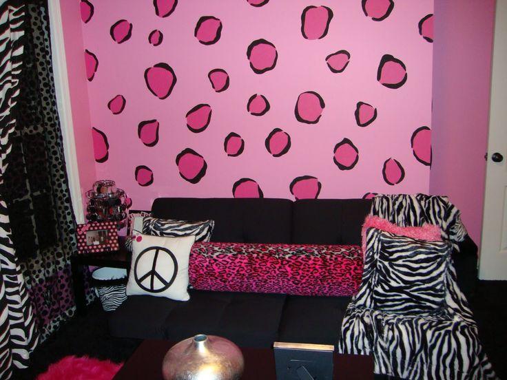 Girl Bedroom Ideas Zebra Purple 22 best zebra bedrooms images on pinterest | zebra bedrooms