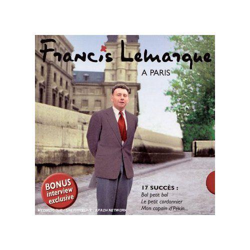 Francis Lemarque - Francis Lemarque A Paris