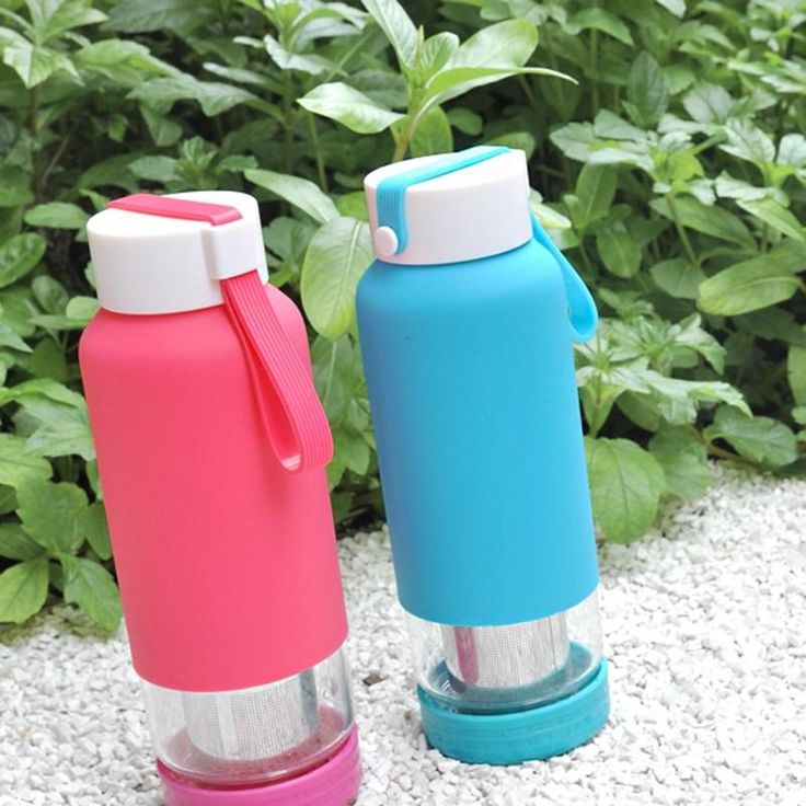 Wholesale cheap fruit infuser online, water bottle - Find best just life simida glass water bottle with silicone sleeve fruit tea infuser , 450 ml at discount prices from Chinese water bottles supplier on DHgate.com.