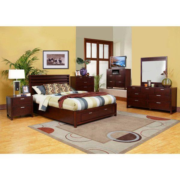 6 Piece Camarillo Storage Bedroom Set 2295 · Platform Bed With StorageKing  ...