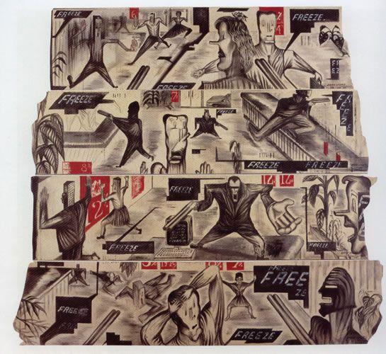 W D (Bill) Hammond » nz-artists