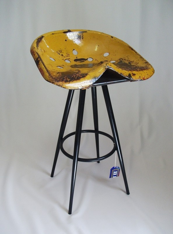 Old Tractor Seat Stool : Best images about tractor seats repurposed on pinterest