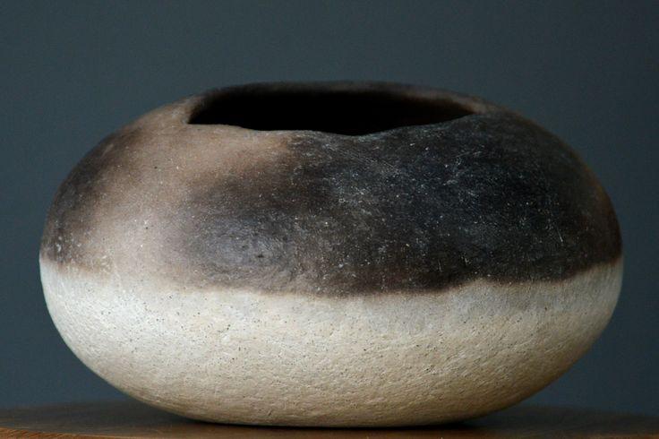 smoke fired bowl