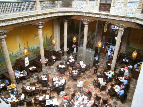 239 best mexico city images on pinterest mexico city for Sanborns azulejos restaurante