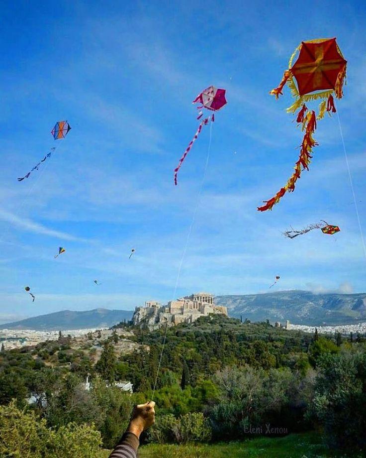 Ash Monday Athens Greek Honeymoons Greek Travel Greece Travel