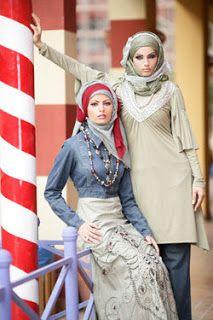 Hijab Style: Designer: Reham Farouq