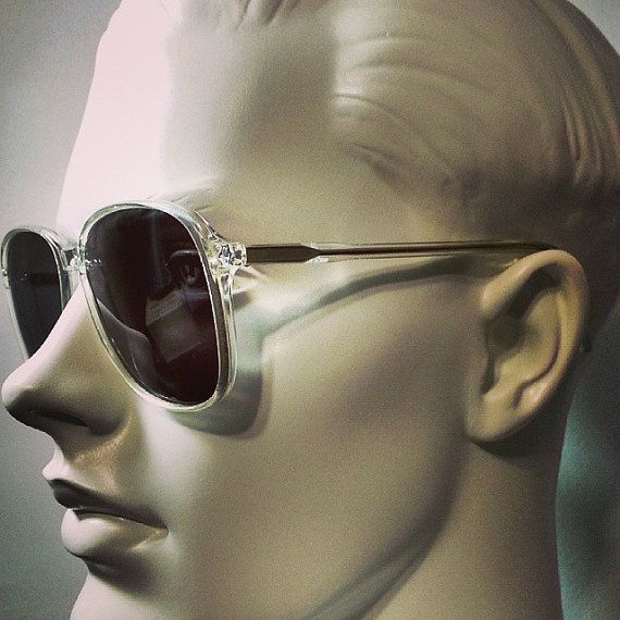 Check out this item in my Etsy shop https://www.etsy.com/ca/listing/193103118/vintage-silhouette-sunglasses