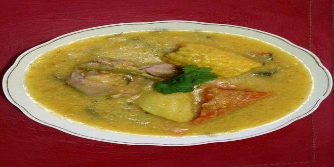 Esta es la Receta de Cazuela de Pava con Chuchoca, una deliciosa preparación de nuestra Cocina Tradicional Chilena. La receta es para 4 personas. INGREDIEN