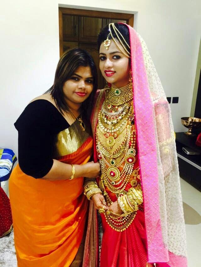 Royal muslim bride