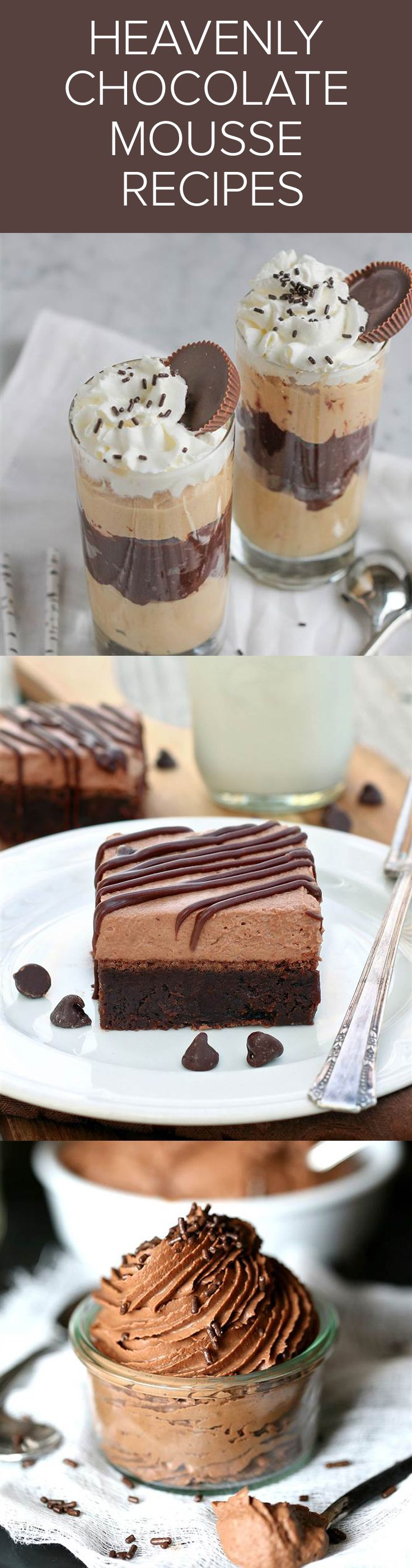 Loving spoonfuls: 5 amazing chocolate mousse recipes