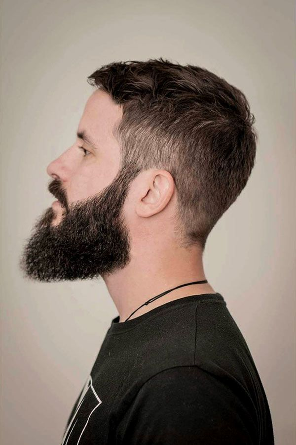 Short Instructions On How To Trim A Beard Like A Pro Menshaircuts Com Hair And Beard Styles Trimmed Beard Styles Beard Shapes