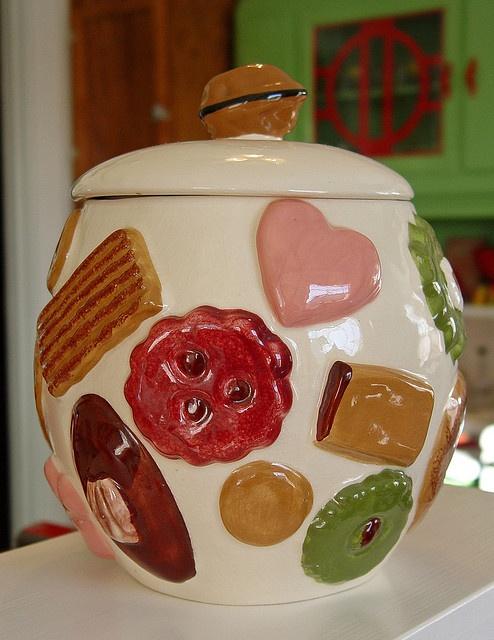 Custom Shape Cookie Jars Made To Order Cookie Jars