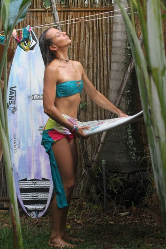 Maud Le Car's Diary On The North Shore, Oahu #oahu #オアフ島 #Volcom #ボルコム