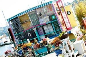 Les HouseBoats de Sausalito !