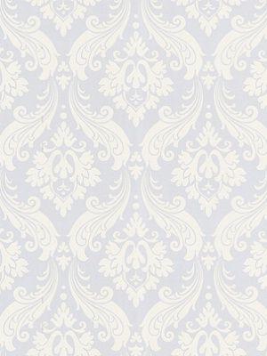 DecoratorsBest - Detail1 - GB 30-158 - Vintage Flock by Kelly Hoppen - Wallpaper - DecoratorsBest