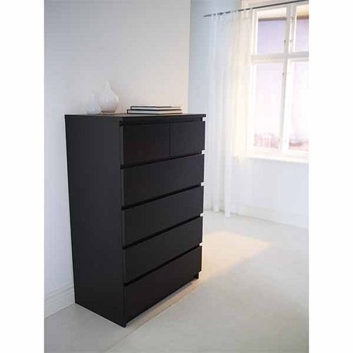 Malm 6 Drawer Chest Prepare For Fall With Ikea