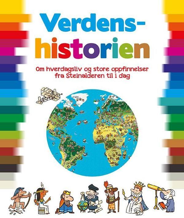 Verdenshistorien - Bertrand Fichou - Innbundet (9788292533369) »     Bokklubben