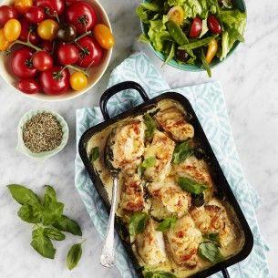 Kyckling i ugn – recept - Mitt Kök