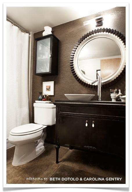 Beth Dotolo and Carolina Gentry Pulp Design Bath Powder Room